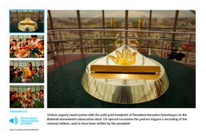 National Geographic Magazine iPad Edition
