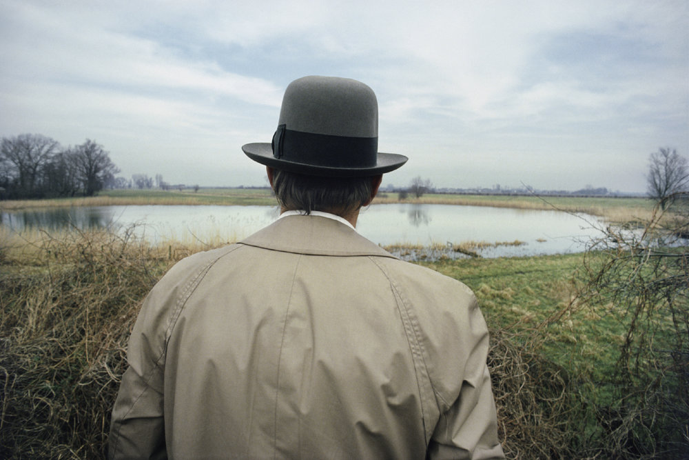 Joseph Beuys, Lower Rhine, Germany 1978