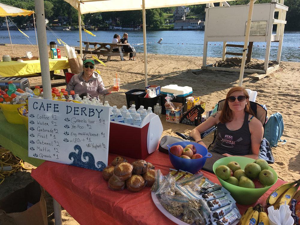 Cafe Derby, 2017