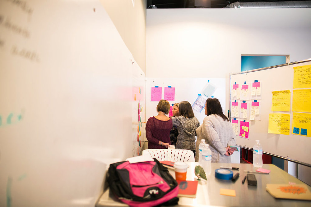 Project 1: quick details - when: Thursday April 5 and Friday April 6, 2018where: the stoked design studio - 1323 6th Avenue North, Nashville TNwhy: because you want to learn design thinking, and you're up for a seriously fun challenge