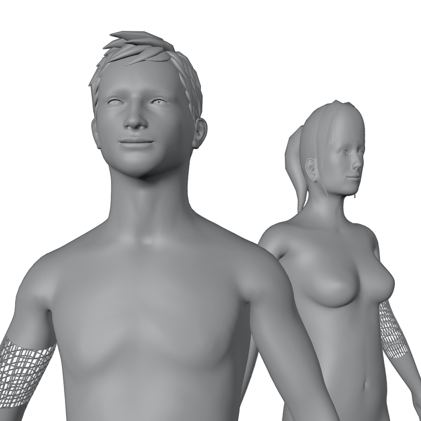 Body 3D scanner