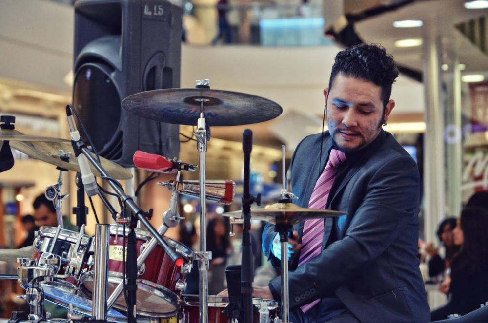 - drummers