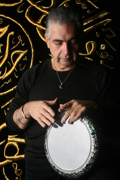 - hossam - percussionist