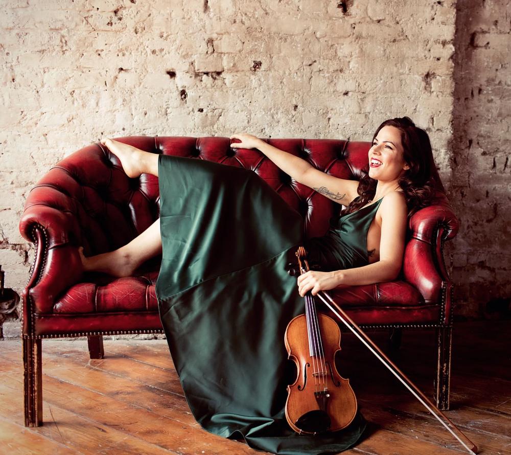 - jessie - violin