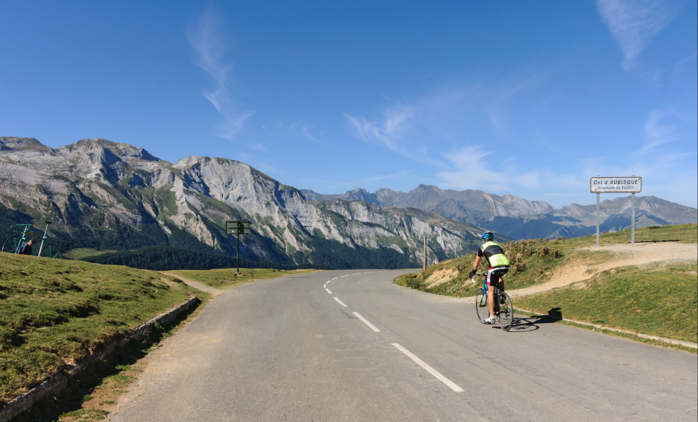 challenge yourself - All our rides feature iconic La Vuelta climbs, giving you something to train for, a sense of achievement - and the joy of the descent.