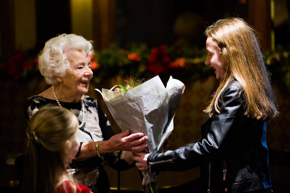 The Villa Wrea Green: 95th Birthday Party -