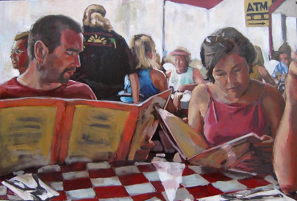 LunchWithfriends,24x36inches.jpg