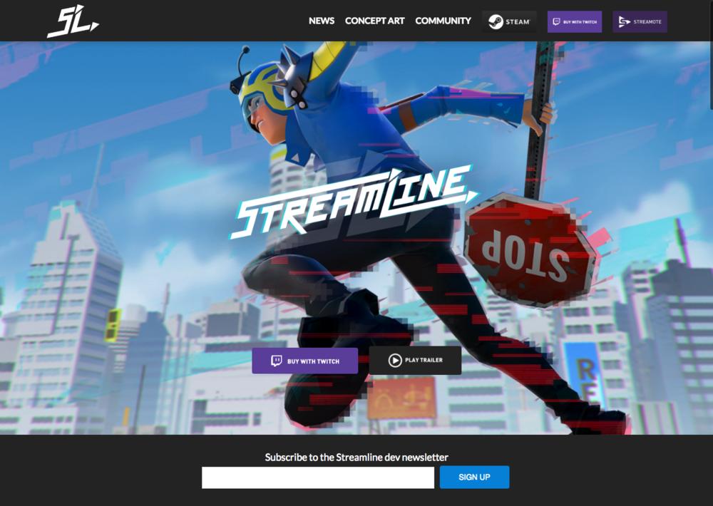 The former playstreamline.com