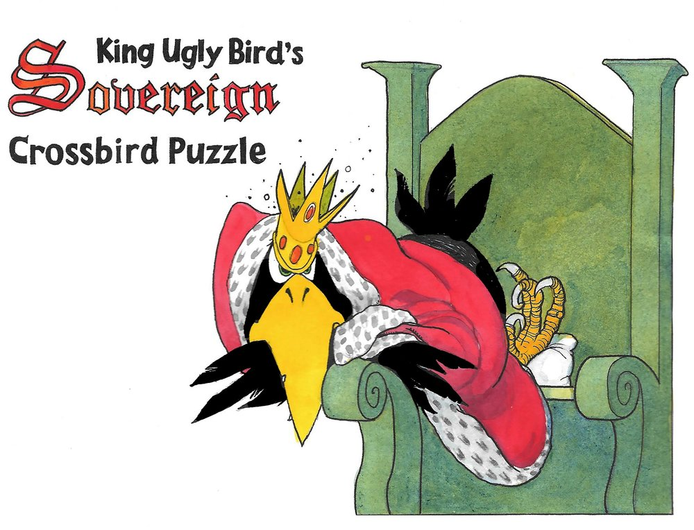 King Ugly Bird's Sovereign Crossbird Puzzle
