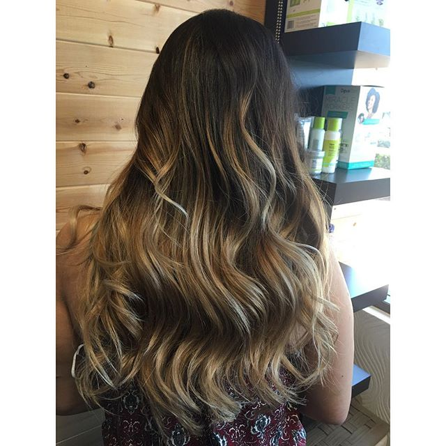 Balayage Touch-up after the pink faded #balayage #hairstyles