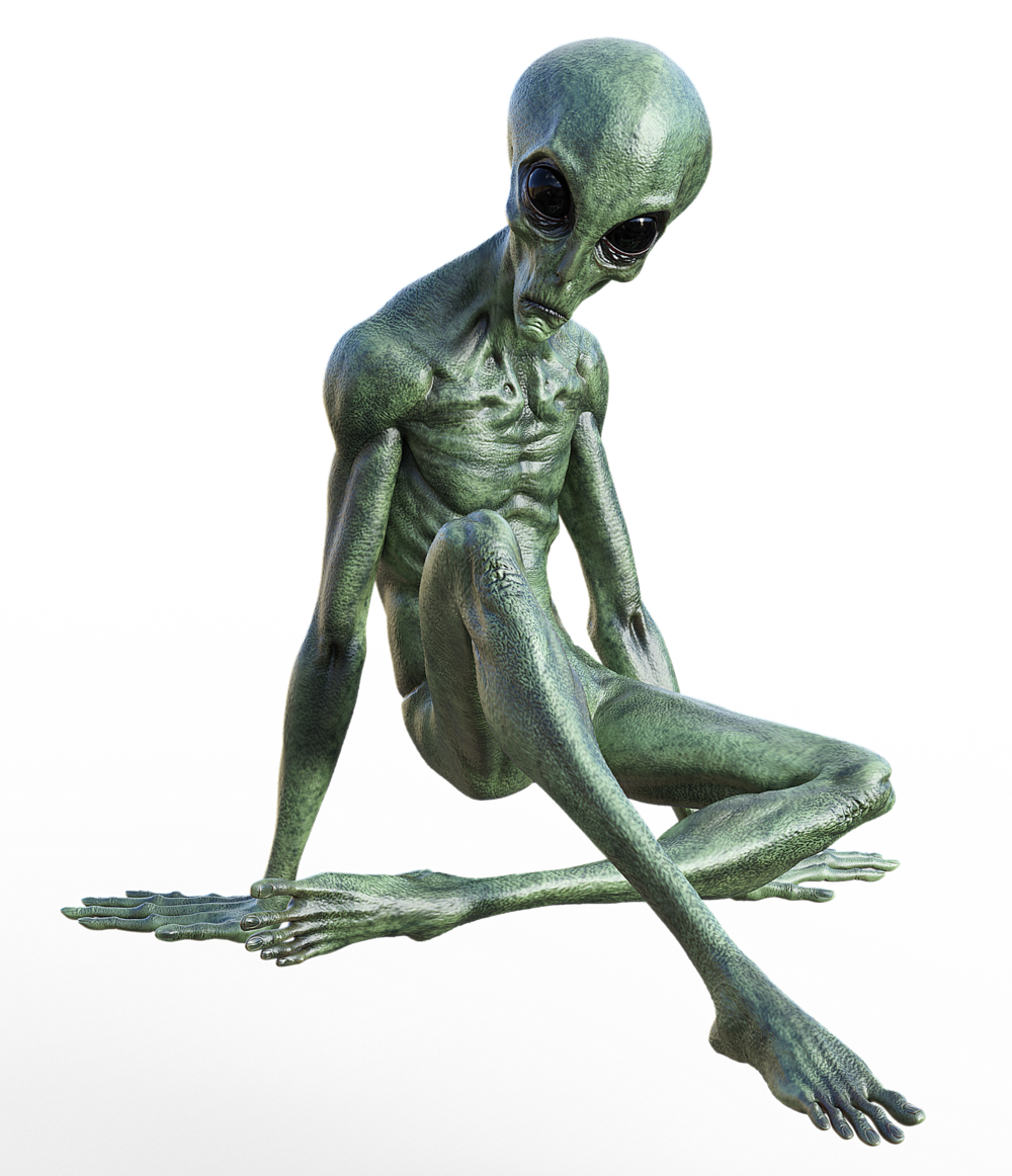"""Hey girl... Wanna learn some Alien Anatomy? ;)"""