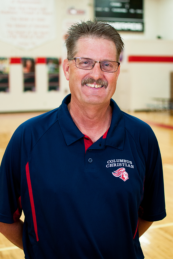 KEVIN ROTH  Athletic Director, Varsity Boys Basketball Head Coach