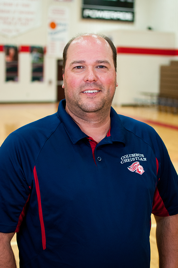 JON BLAIR  Elementary Girls Basketball Head Coach