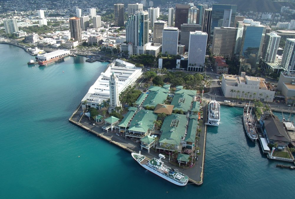 Aloha Tower Marketplace. Source: Jones Lang LaSalle.