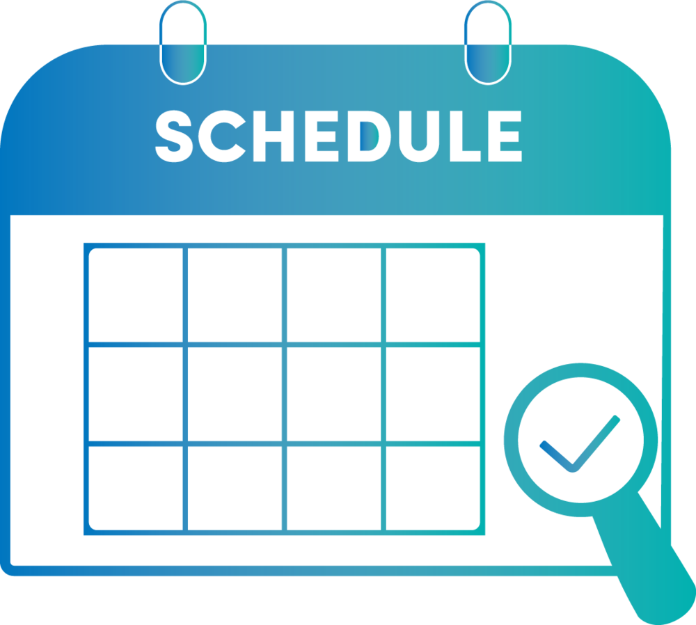 "Scheduling Appointments - Visiting the orthodontist about every 8 to 12 weeks is an important part of your orthodontic treatment. Our practice will work with you to make sure that your appointments are as convenient as possible. When scheduling appointments, please let us know what days and times work best for you.We understand that ""life happens!"" If you're running late or need to reschedule, please let us know, and we will do everything we can to accommodate you. When you're ready to schedule your first appointment, contact our practice, and our friendly scheduling coordinator will assist you. We're looking forward to working with you."