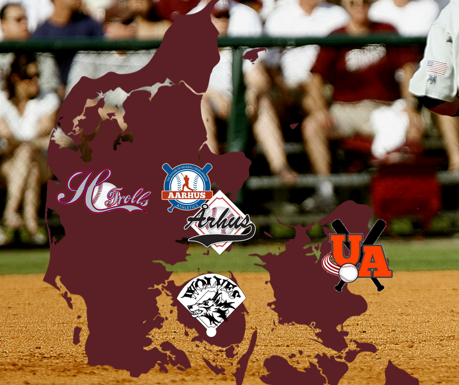 Baseball Teams in Denmark