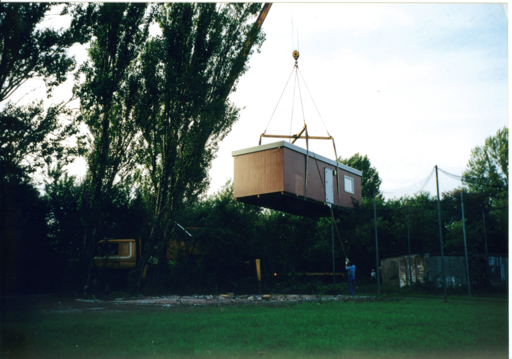 The new Clubhouse, year 2000