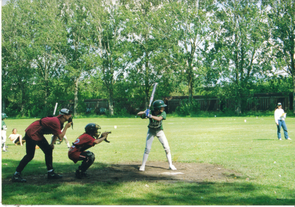 Århus playing against Amager Vikings, Year 2002