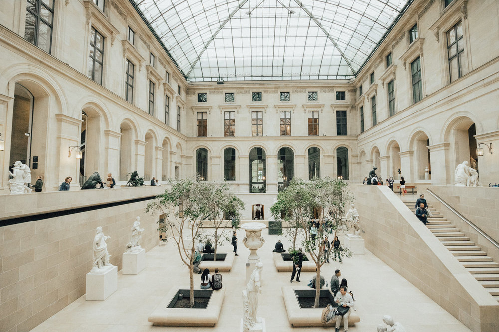 The lourve, Photography Credit - Arlene Salazar