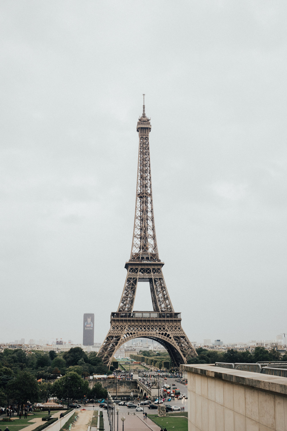 The Eiffel Tower, photography credit - Arlene Salazar