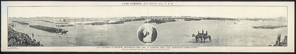 Camp Gordon, Atlanta GA
