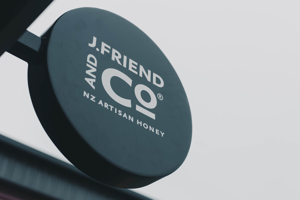 J Friend and Co logo