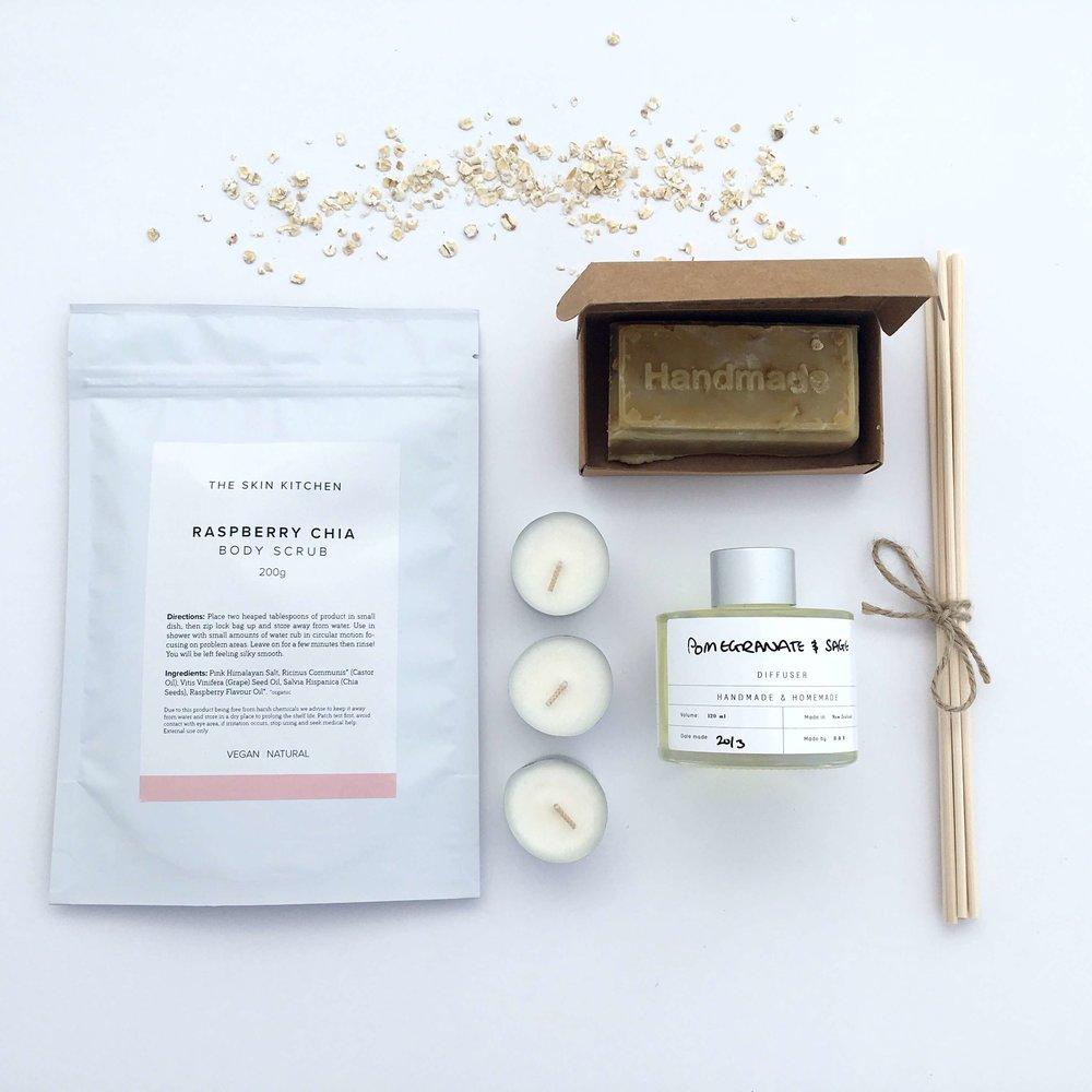 Mini spa bliss gift box idea for her.JPG