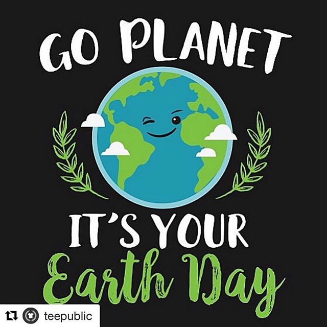 🌍Happy Earth Day everyone! ♻️Remember to be good to our planet, we only have one!🌲 Today is the last day for free shipping on BioBags in celebration of Earth Day!  Link in bio. . . . . . #Repost @teepublic with @get_repost ・・・ https://www.teepublic.com/user/eugenex #teepublic #artstagram #instaartist #artofinstagram #eugenex #earthday #earth #world #planet #motherearth #recycle #green #gogreen #savetheplanet #environment #environmental #reducereuserecycle #noplanetb #holiday #nature #galaxy #environmentalist #globalwarming #climatechange