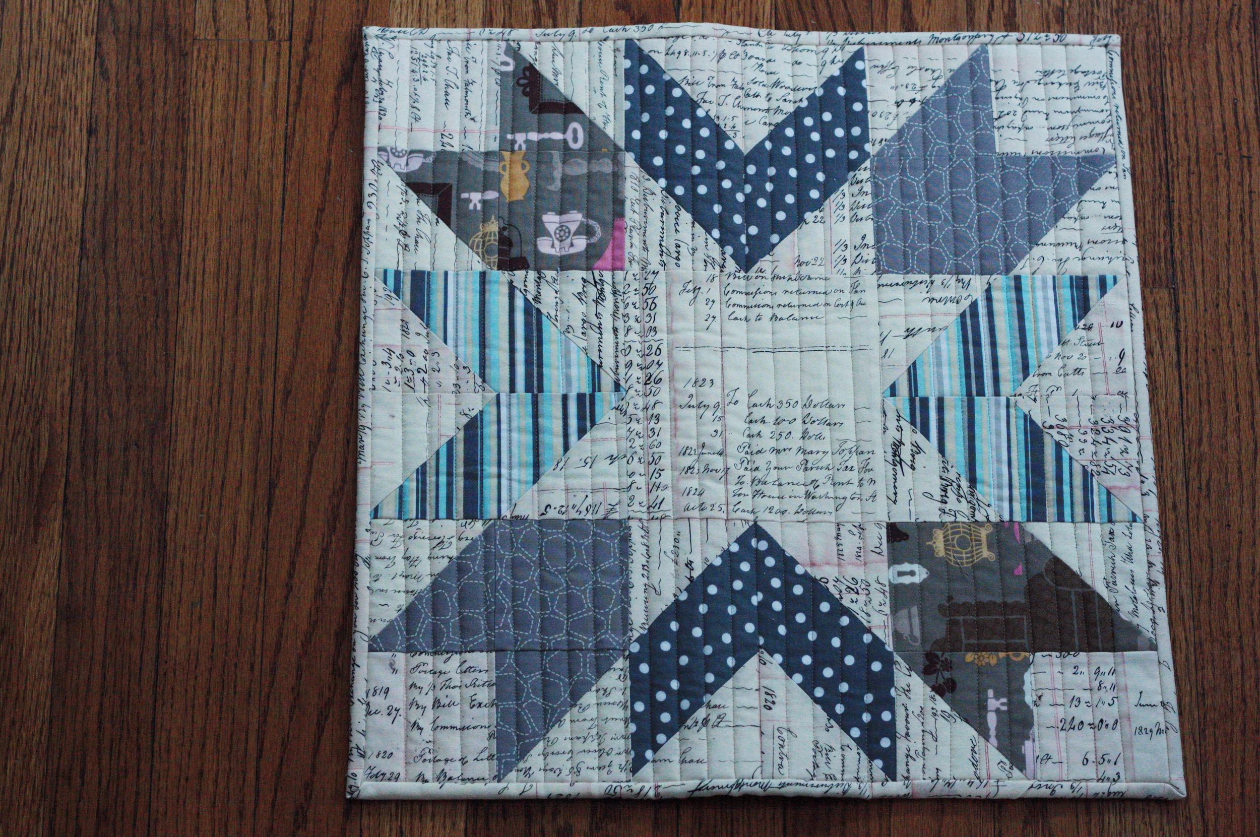 03-13 mini quilt