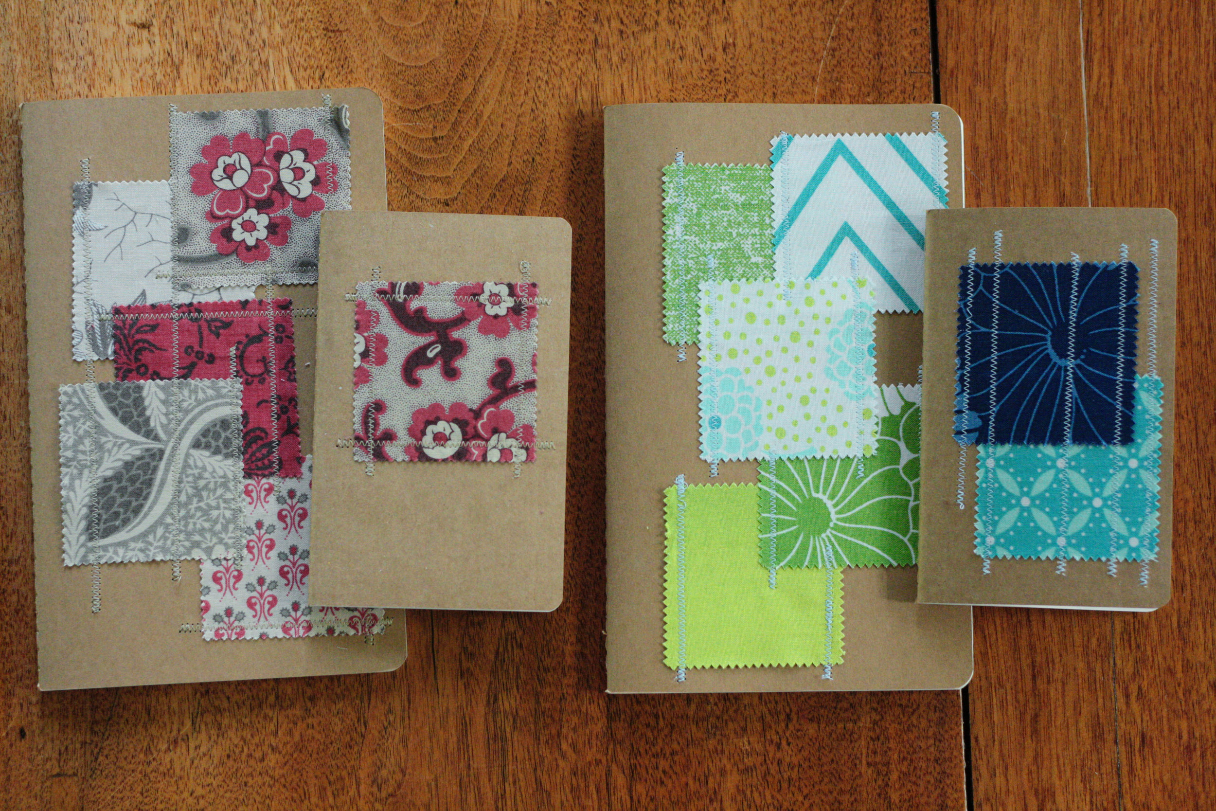 stitched notebooks sets