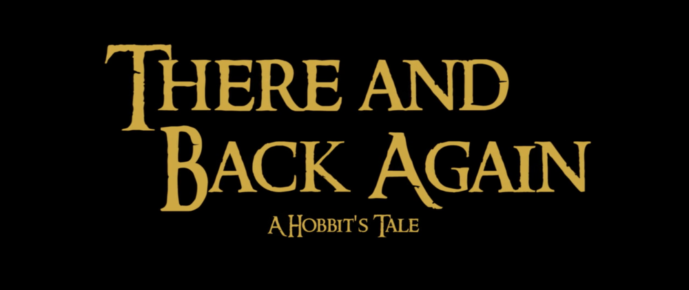 A reworking of  The Hobbit: An Unexpected Journey (2012)  /  The Hobbit: The Desolation of Smaug (2013)  /  The Hobbit: The Battle of the Five Armies (2014)