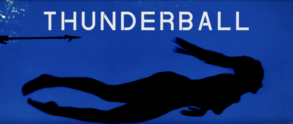 A reworking of  Thunderball (1965)