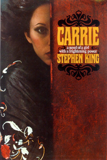 First Edition Novel Cover