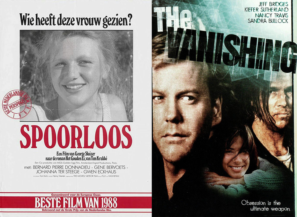 Left: 1988 Poster; Right: 1993 Poster