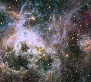 tarantula nebula (NASA)