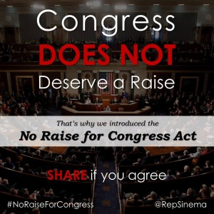 congress does not deserve a pay raise