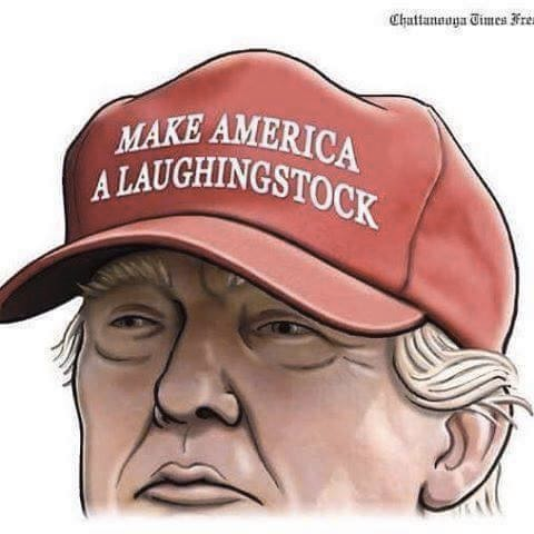 Trump - A Laughing Stock