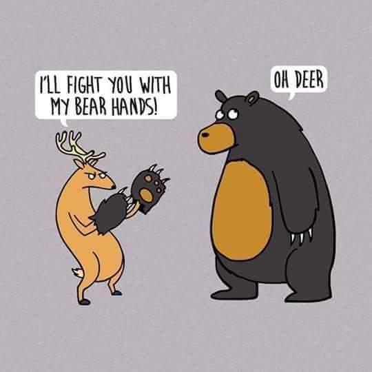 bear-hands