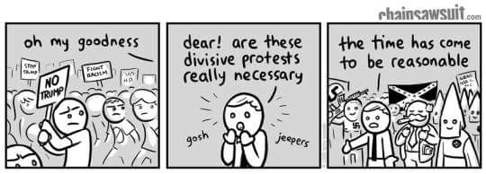 trump-protests