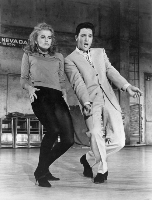 Ann-Margret and ELVIS - Viva Las Vegas