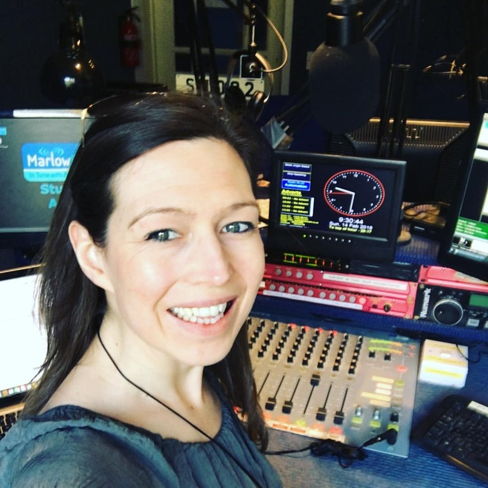 "<div align=""center""><p><strong>Louise Carron-Harris</strong>Presenter<a href=mailto:louise.carron-harris@marlowfm.co.uk>Email →</a></p></div>"