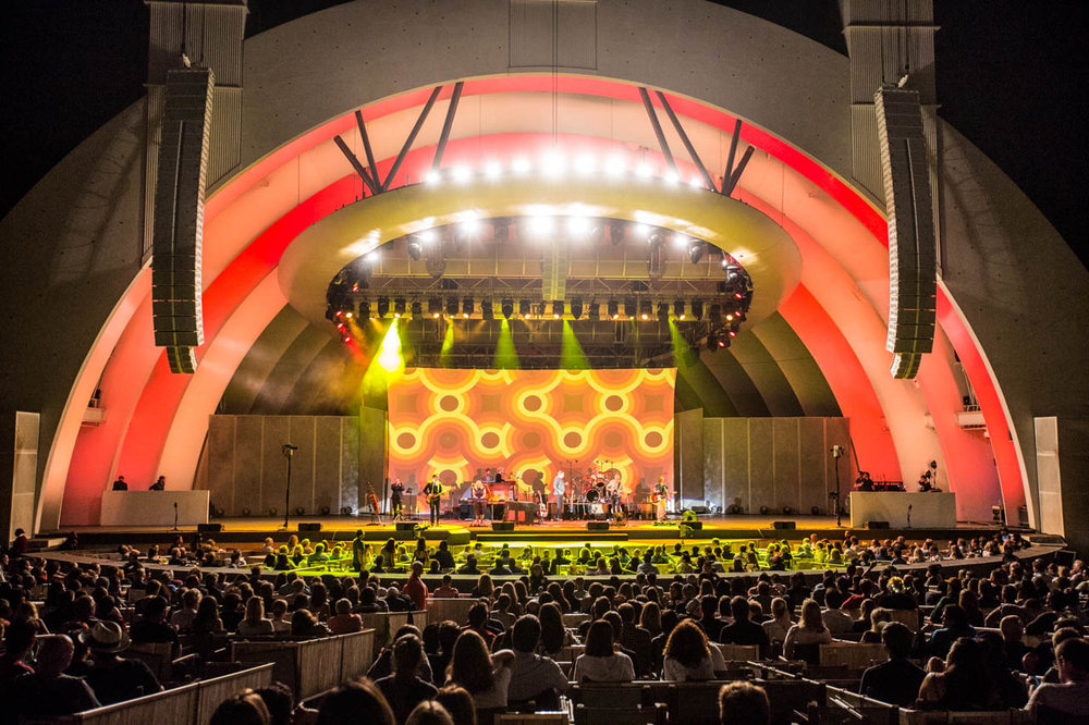 Belle and Sebastian at Hollywood Bowl