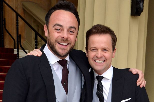 Gemma would like a threesome with Ant & Dec