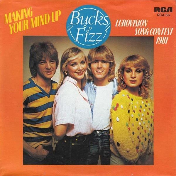 Bucks Fizz - Making Your Mind Up
