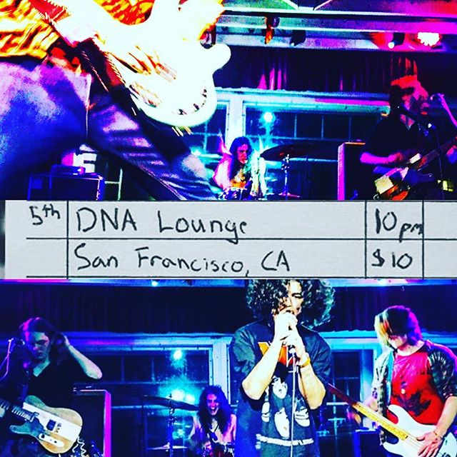 DNA LOUNGE 10:00PM TONIGHT #livemusic #prettylights #bar #toysareus #DIY #bayarea #sf