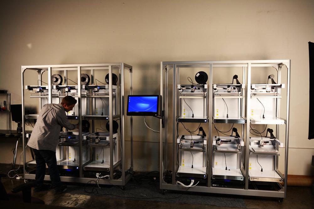 Type A Machine Print Pods