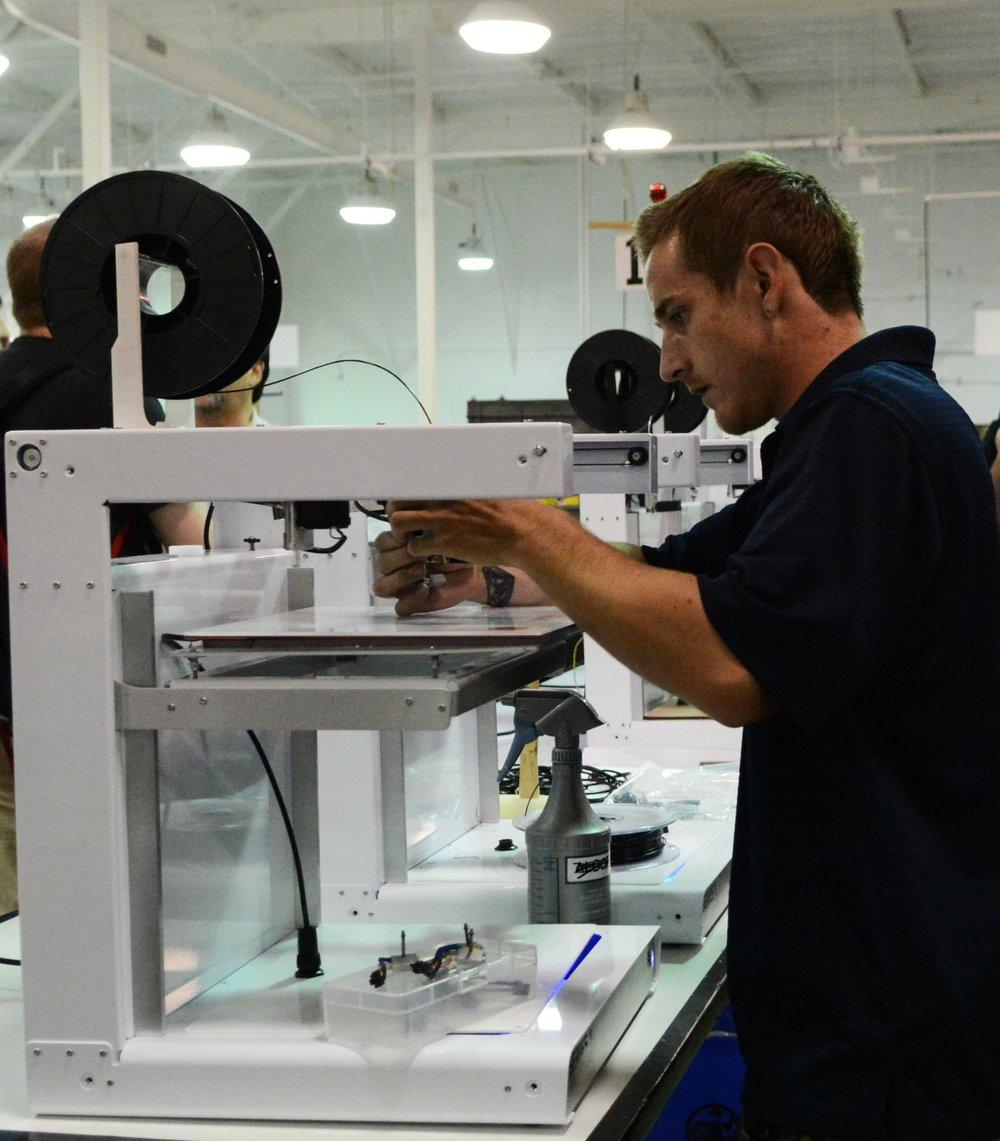 Repairing a Series 1 Pro