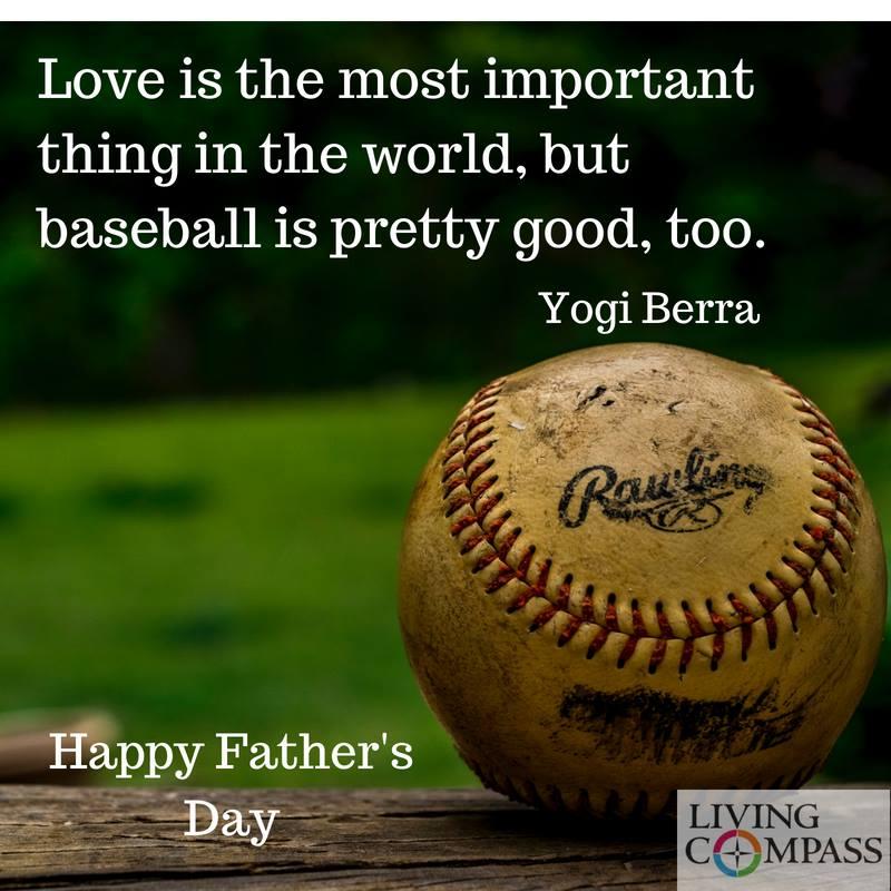 Baseball Dadisms