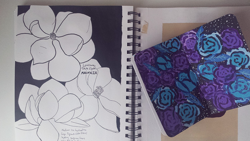 sketchbook-La-state-flowers.jpg