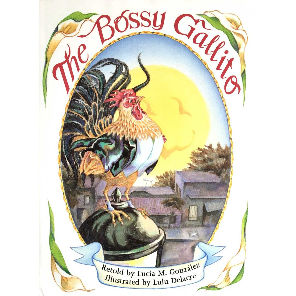the bossy gallito by lulu